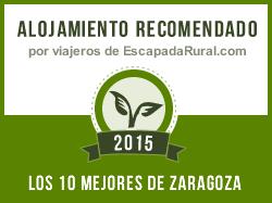 Hotel - Apartamentos Melihah, alojamiento rural recomendado en Zaragoza (Daroca)
